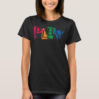 """Camiseta T-shirt da terapia ocupacional do """"jogo"""""""