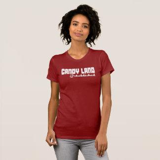 Camiseta T-shirt da terra dos doces