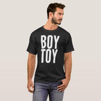 Camiseta T-shirt da tipografia do brinquedo do menino