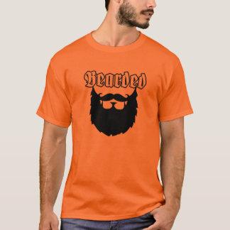Camiseta T-shirt da vida da barba