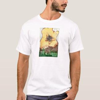 Camiseta T-shirt da vida & da terra
