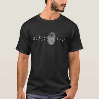 Camiseta T-shirt da vida de Ridge
