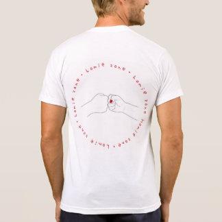 Camiseta T-shirt da zona de Homie