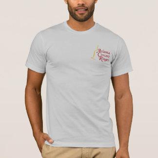 Camiseta T-shirt das campainhas do concerto de Atlanta