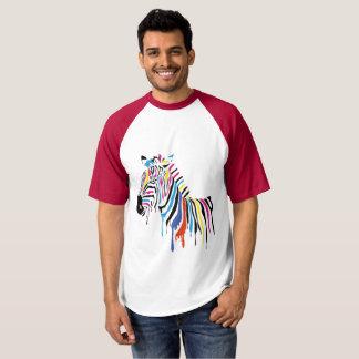 Camiseta T-shirt das capas dos homens meio