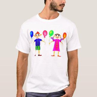Camiseta t-shirt das crianças