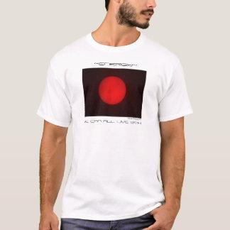 Camiseta T-shirt das energias solares