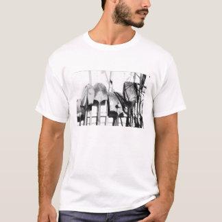 Camiseta T-shirt das ferramentas de jardim