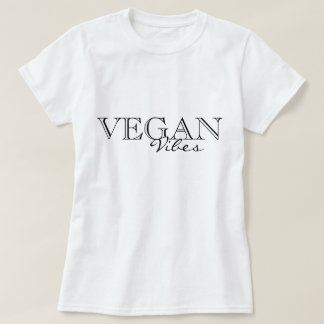 Camiseta T-shirt das impressões do Vegan