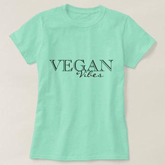 Camiseta T-shirt das impressões do Vegan