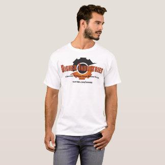 Camiseta T-shirt das indústrias de Dighsx