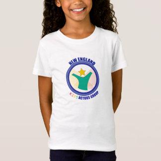 Camiseta T-shirt das meninas da juventude de NEKAG
