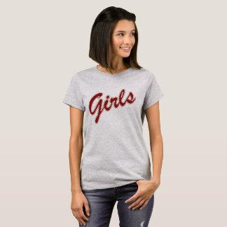 Camiseta T-shirt das meninas de meus amigos