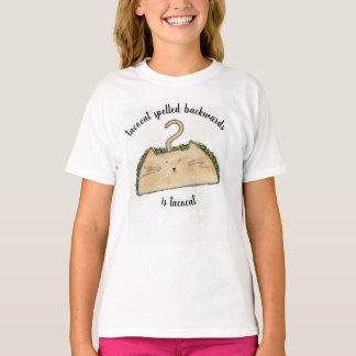 Camiseta T-shirt das meninas de Tacocat