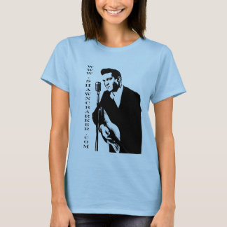 Camiseta T-shirt das meninas do ladrador de Shawn