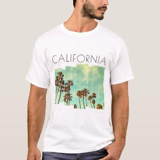 Camiseta T-shirt das palmeiras de Califórnia