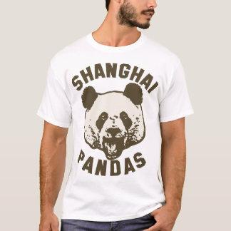 Camiseta T-shirt das pandas de Shanghai