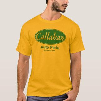 Camiseta T-shirt das peças de automóvel de Callahan