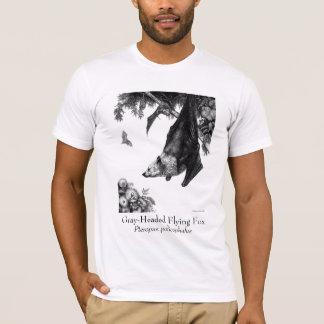 Camiseta T-shirt das raposas de vôo