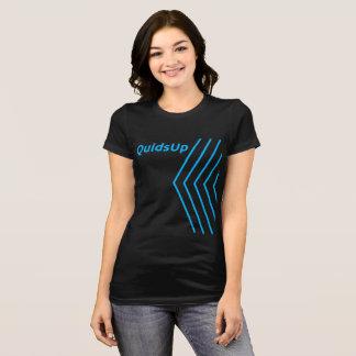 Camiseta T-shirt das senhoras de QuidsUp