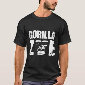 Camiseta T-shirt das senhoras de Zoe do gorila