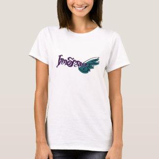 Camiseta T-shirt das senhoras dos Seraphim de Innocente