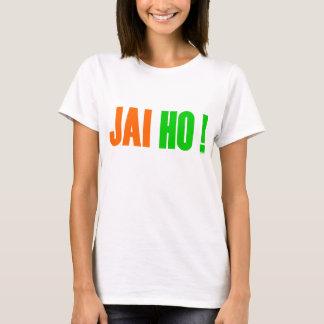 Camiseta T-shirt das senhoras JAI HO