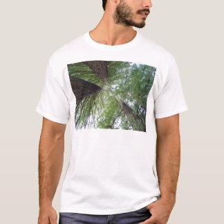 Camiseta T-shirt das sequóias vermelhas