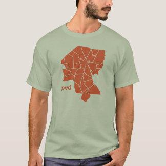 Camiseta T-shirt das vizinhanças do providência