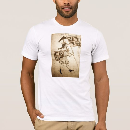 Camiseta t-shirt Dauphin Ludwig