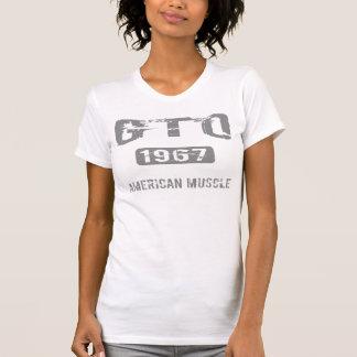 Camiseta T-shirt de 1967 GTO