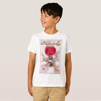 Camiseta T-shirt de 2017 miúdos dos Nutcrackers