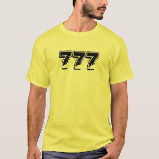 Camiseta t-shirt de 777 cristãos