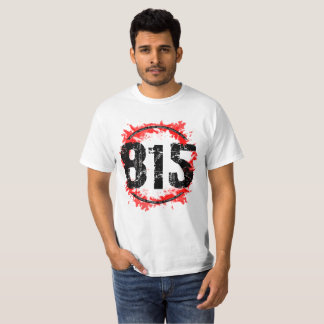 Camiseta T-shirt de 815 Rockford