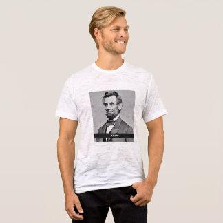 Camiseta T-shirt de Abraham Lincoln