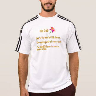 Camiseta T-shirt de Adidas ClimaLite® dos homens