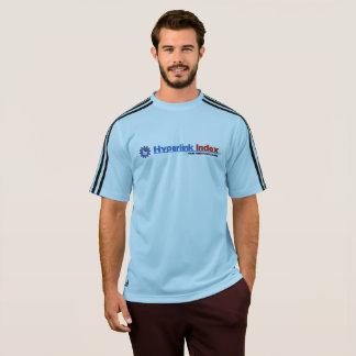 Camiseta T-shirt de Adidas ClimaLite® dos homens do índice