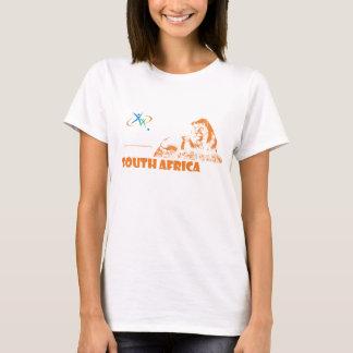 Camiseta T-shirt de África do Sul - oferecendo soluções