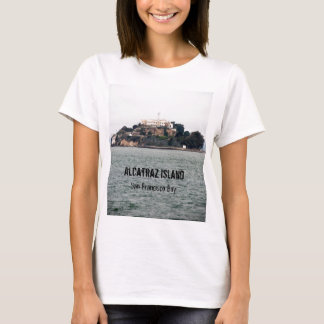 Camiseta T-shirt de Alcatraz