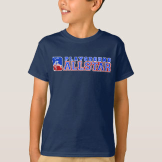 Camiseta T-shirt de AllStar do campo de jogos