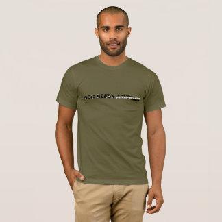 Camiseta T-shirt de América dos deus abençoe