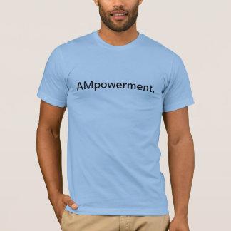 Camiseta T-shirt de AMpowerment