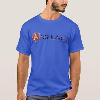 Camiseta T-shirt de AngularJS