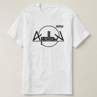 Camiseta T-shirt de Apollow (em abril de 2017)
