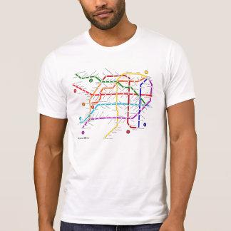 Camiseta T-shirt de Argentina dos buenos do metro