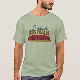 Camiseta T-shirt de Austrália do interior