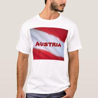 Camiseta T-shirt de Áustria