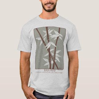 Camiseta T-shirt de bambu sustentável do impressão