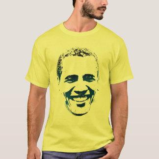 Camiseta T-shirt de Barack Obama dos grafites