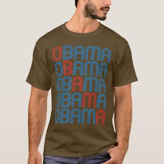 Camiseta T-shirt de Barack Obama (estilos para homens,